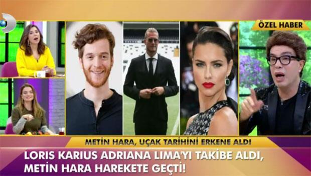 Metin Hara'dan evlilik teklifi