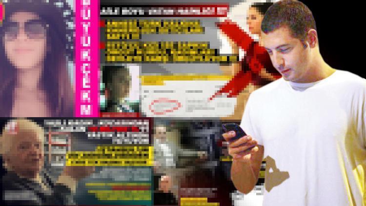 'Siber zorbalıkla' suçlanan Orkun D. gözaltında