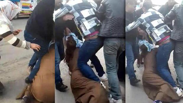 Sokak ortasında dehşet... 3 kadın kavga etti sonrası korkunç