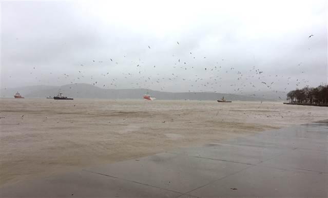 İstanbul'da kar ve fırtına alarmı