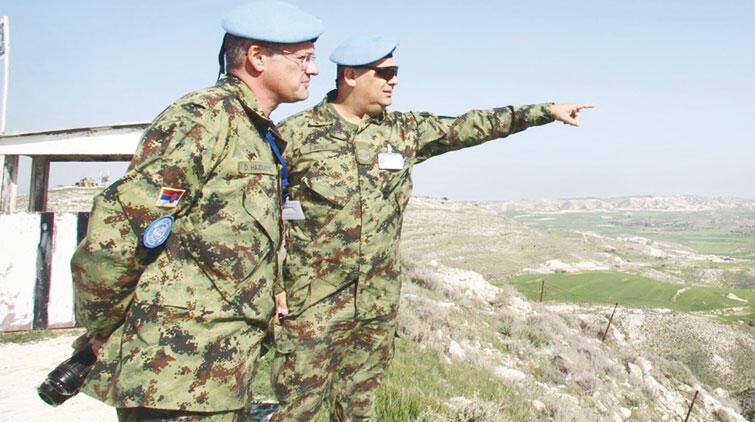 Kıbrıs ta BM askeri varlığı sorgulanıyor
