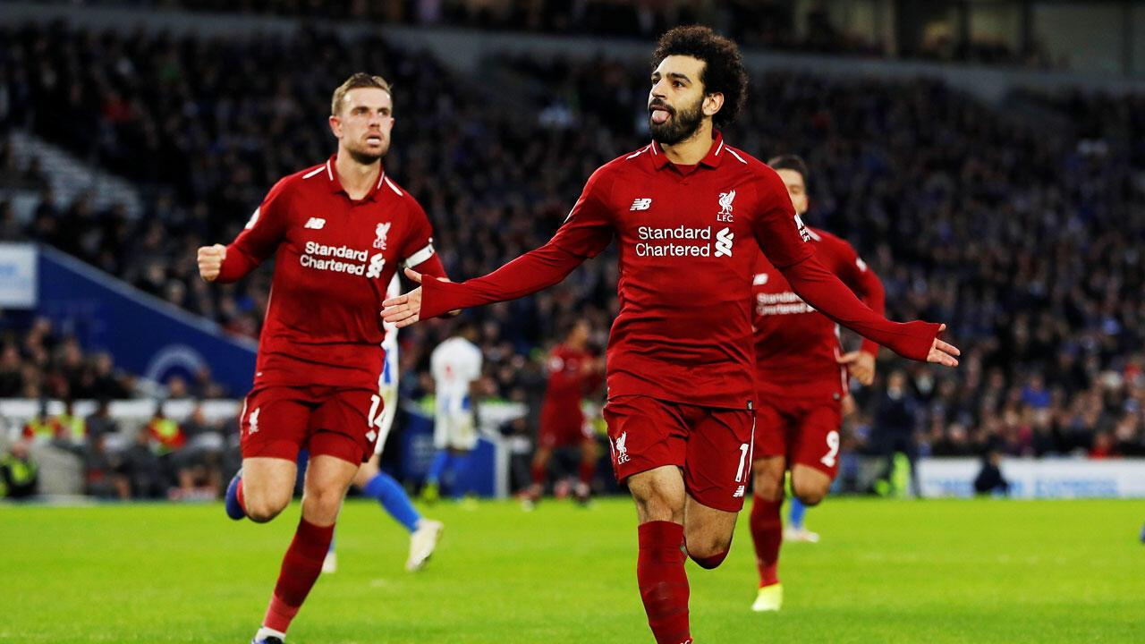Brighton 0-1 Liverpool (MAÇ ÖZET) 33