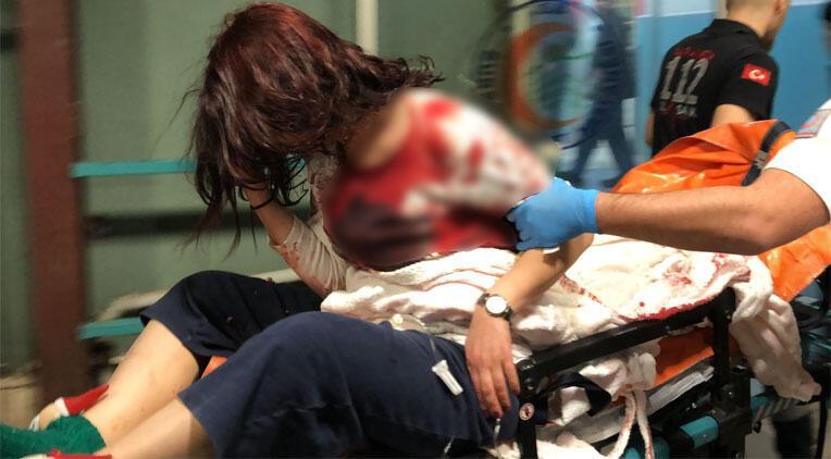 Öfkeli baba dehşet saçtı! Kızını dört yerinden bıçakladı
