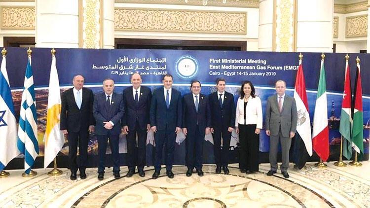 İsrail-Arap enerji barışı