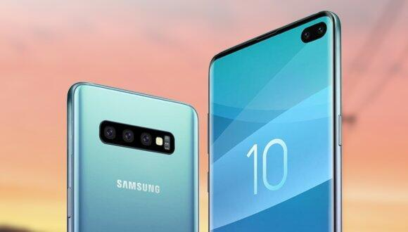 Samsung Galaxy S10'da çift ön kamera olacak!
