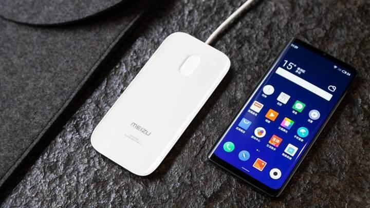 Meizu'dan fiziksel tek bir tuşu dahi olmayan telefon