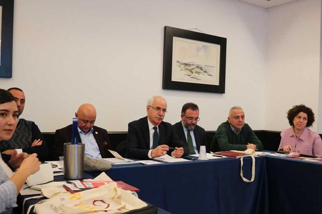 Kongre turizmi Roma'da masaya yatırıldı