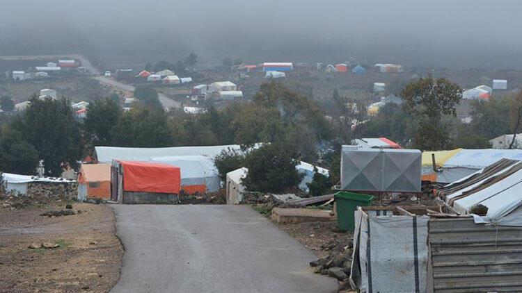 İsrail, Suriye'de bir sığınmacı kampına baskın düzenledi