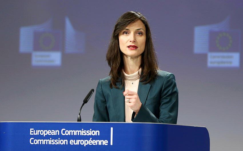 AB Komisyonu uyardı: Sahte hesaplara önlem alın