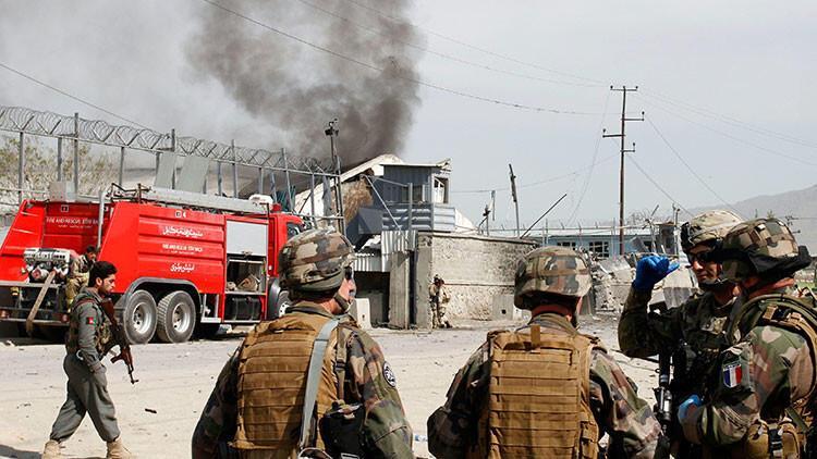 Afganistan'da patlama 6 ölü