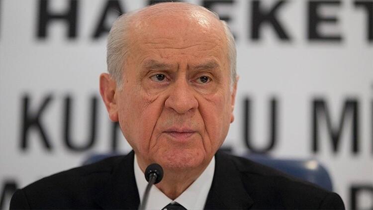 MHP Lideri Devlet Bahçeli'den Beşiktaş-Fenerbahçe derbisi yorumu