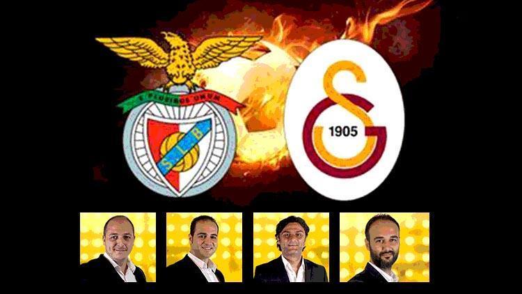 'Benfica-G.Saray' iddaa'da TEK MAÇ! Yazarların beklentisi aynı...
