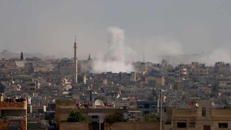 Rejim, İdlib ve Hama'da 38 sivili öldürdü