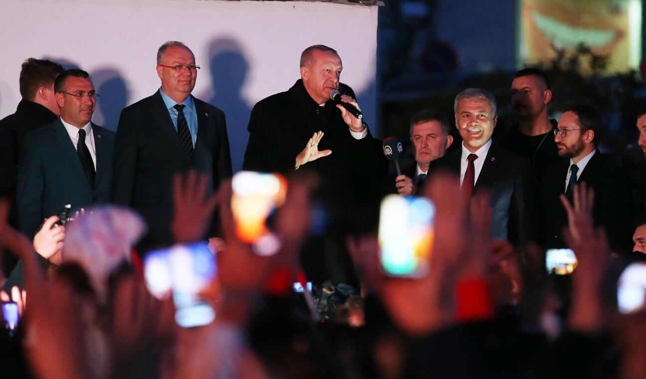 Cumhurbaşkanı Erdoğan: 'Vatandaşımıza ekonomik suikast yapmak istediler'