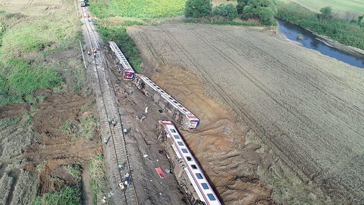 çorludaki Tren Kazasıyla Ilgili Iddianame Kabul Edildi Son Dakika