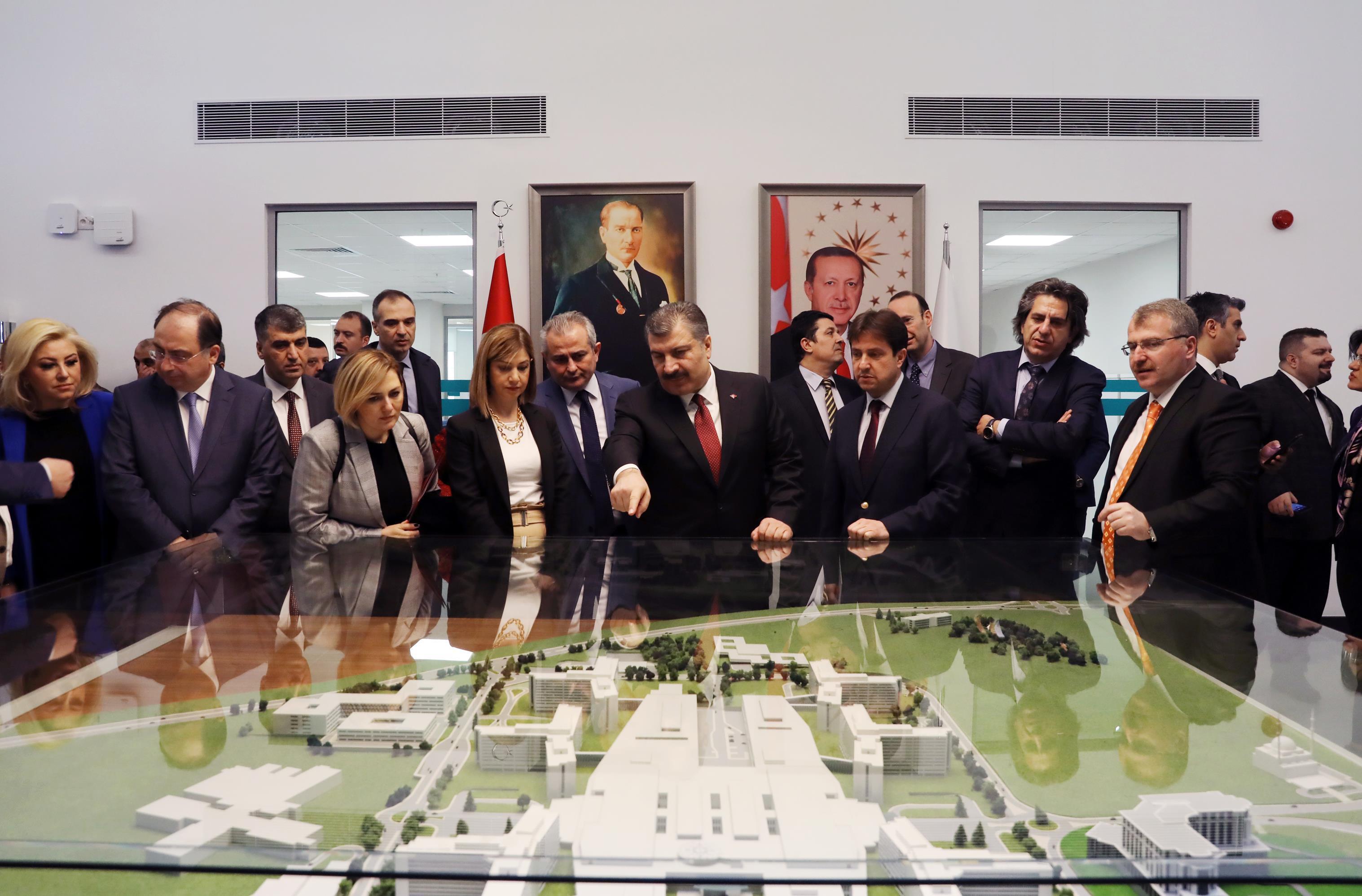 Ankara Şehir Hastanesi: Şehir Hastanesi Yarın Açılıyor
