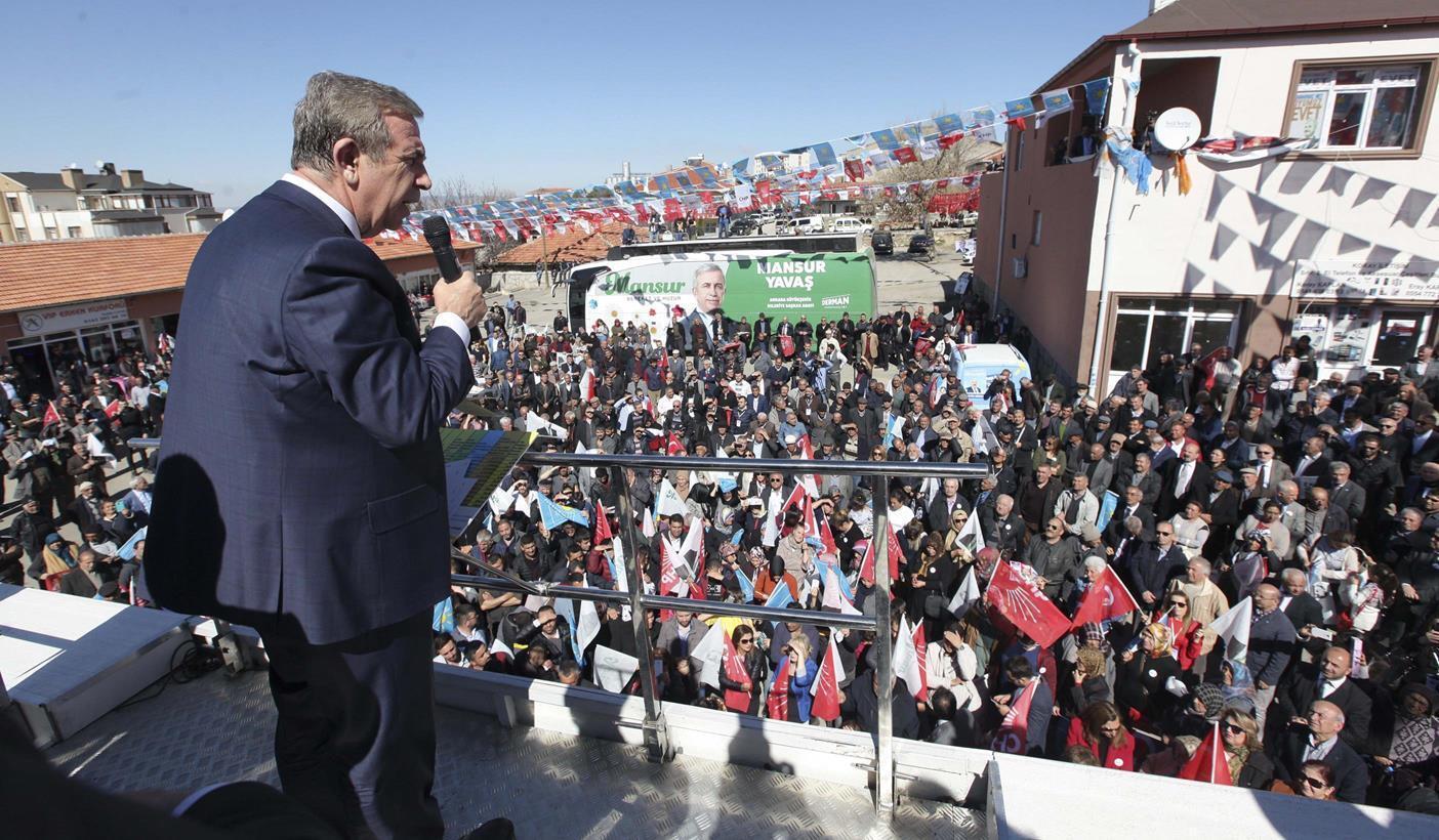Başkan artık Ankaralı olacak