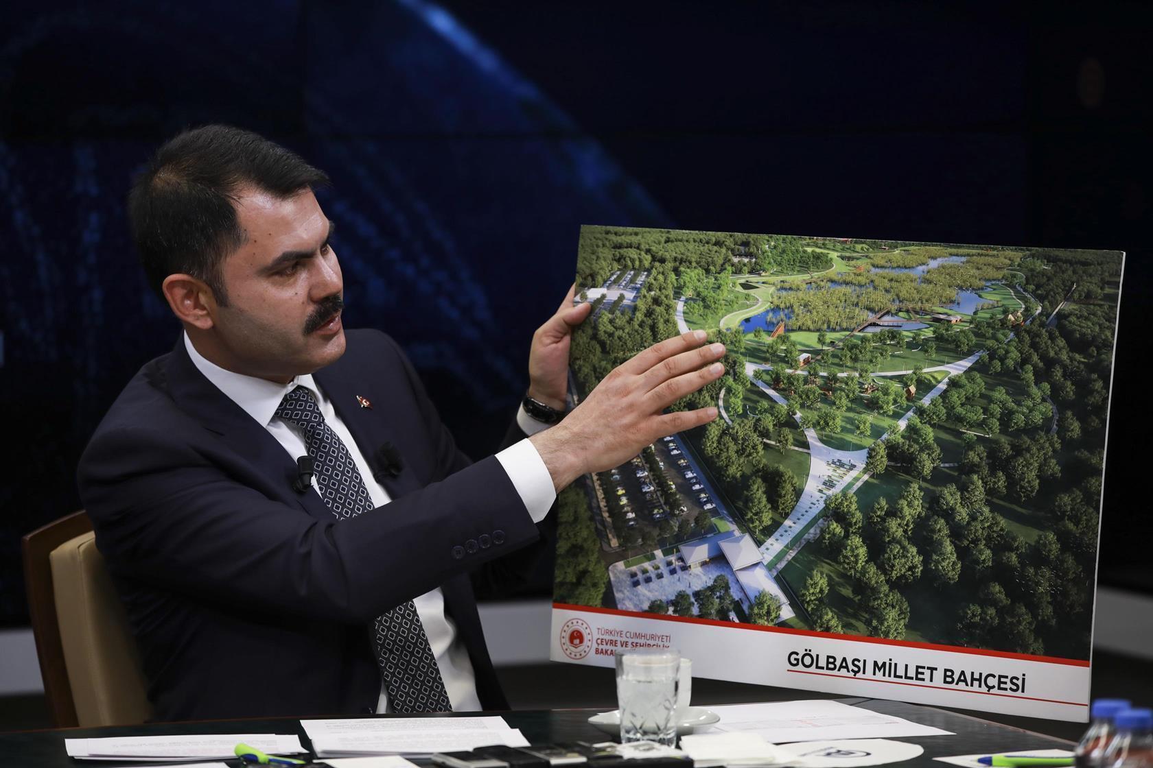 Ankara'ya iki yeşil koridor