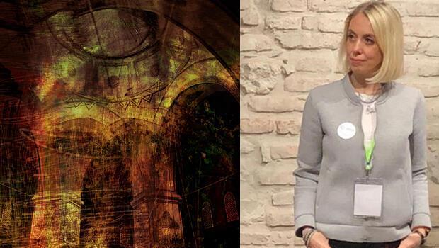Türk sanatçının yapıtları Budapeşte'de
