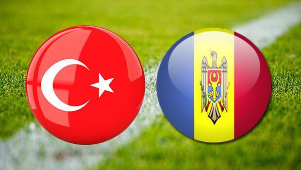Türkiye Moldova maçı ne zaman saat kaçta ve hangi kanalda?