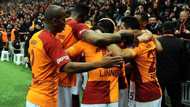 Galatasaray 3-0 Yeni Malatyaspor