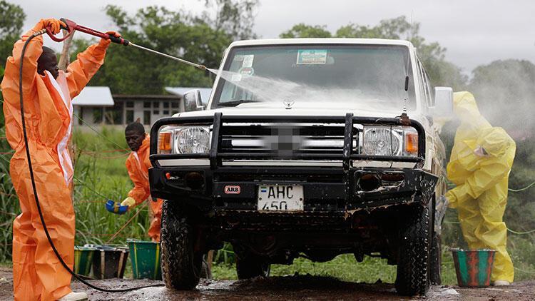 KDC'deki Ebola salgını 737 can aldı
