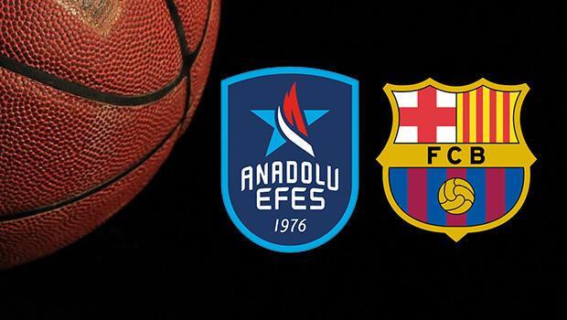Anadolu Efes Barcelona Lassa maçı ne zaman saat kaçta ve hangi kanalda?