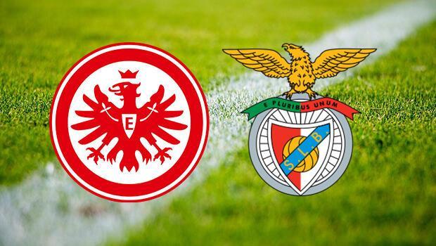 Eintracht Frankfurt Benfica maçı ne zaman saat kaçta ve hangi kanalda?