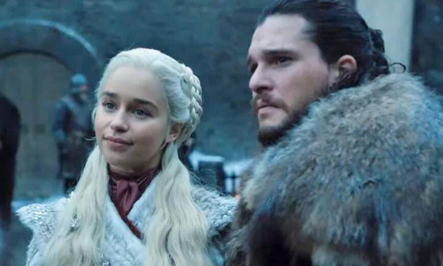 Game of Thrones 8. sezon bölümleri internete düştü!