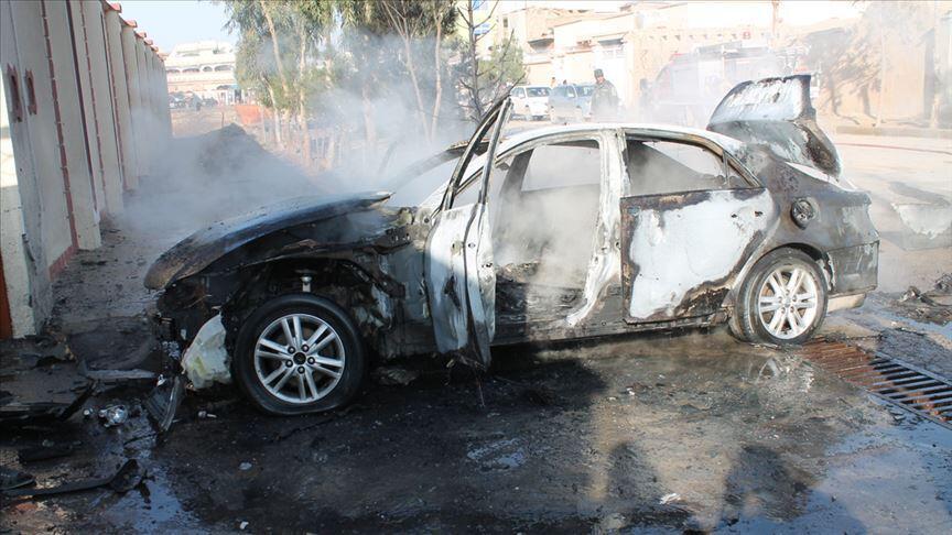 Afganistan'da bombalı araçla saldırı