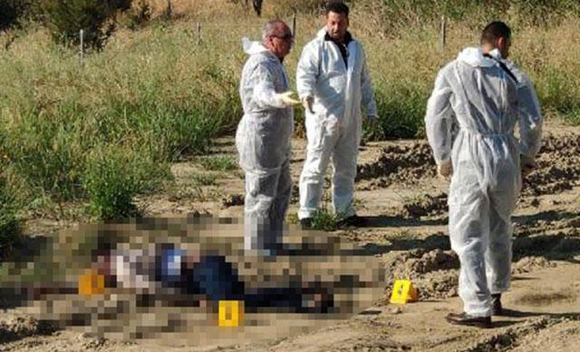 KKTC'de vahşi cinayet