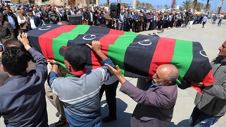 Libya'da ölenlerin sayısı 220'ye yükseldi