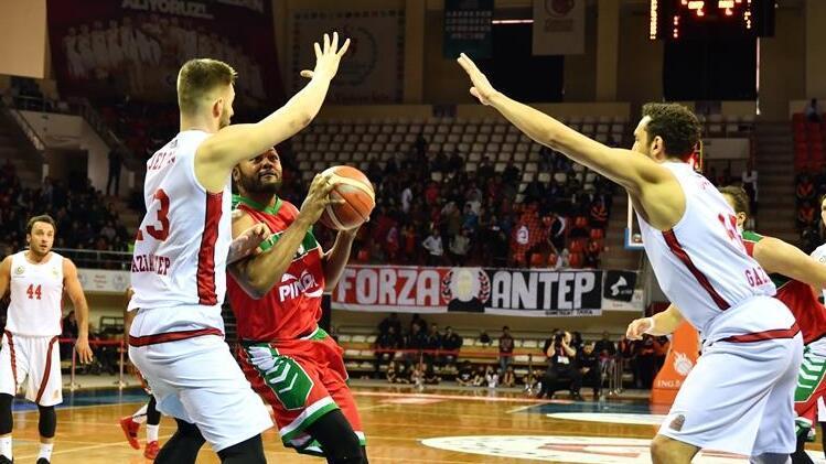 Gaziantep Basketbol son nefeste, 74-73!