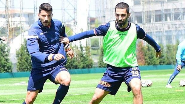 Medipol Başakşehir, Göztepe maçına hazırlanıyor