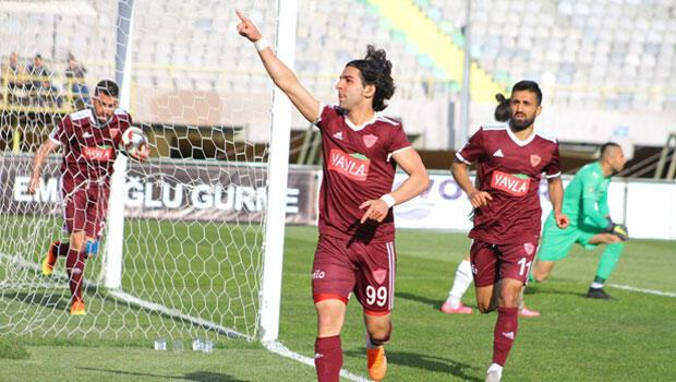 Spor Toto 1. Lig' in yükselen yıldızı Hatayspor