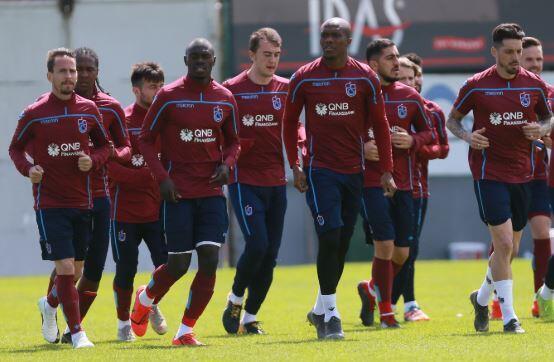 Trabzonspor'da F.Bahçe hazırlıkları devam ediyor!