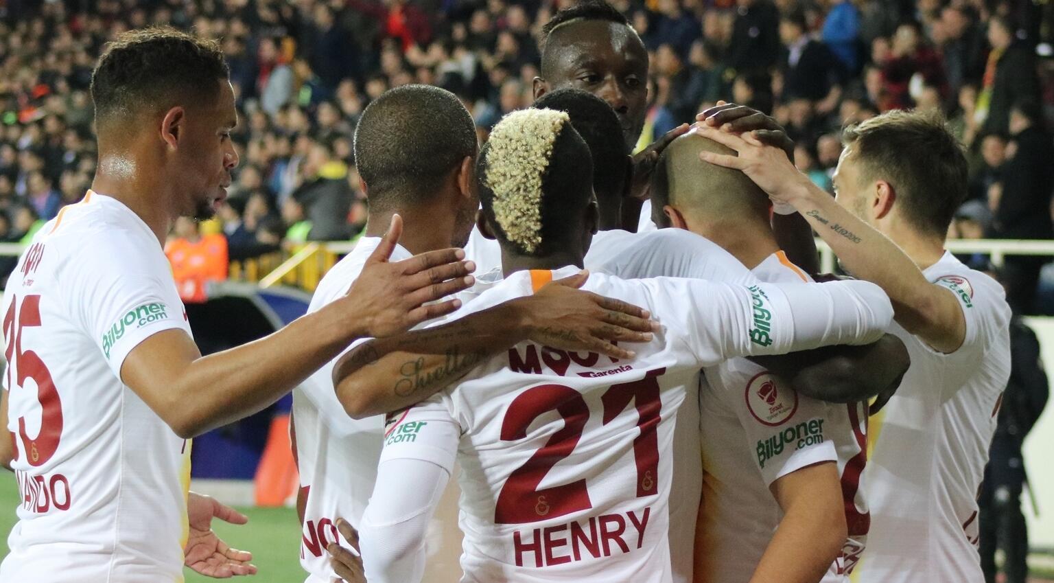 Yeni Malatyaspor 2-5 Galatasaray