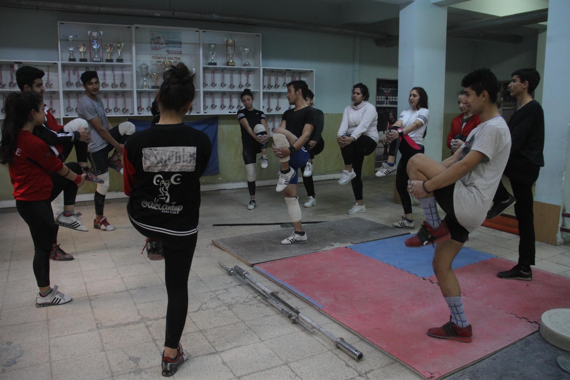 Tematik Spor Liseleriyle Sporcular Yetiştirilecek 44