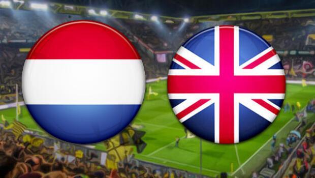 Hollanda İngiltere maçı ne zaman, saat kaçta? Maç hangi kanaldan izlenecek?