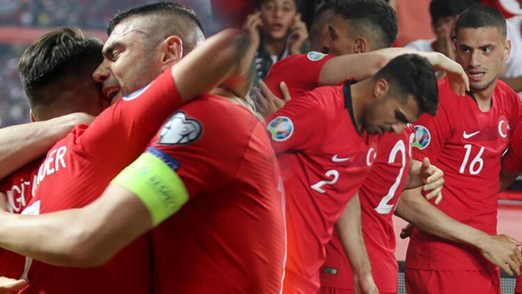 Türkiye - Fransa: 2-0 | A Milli Takım Konya'da destan yazdı (Maçın özeti)