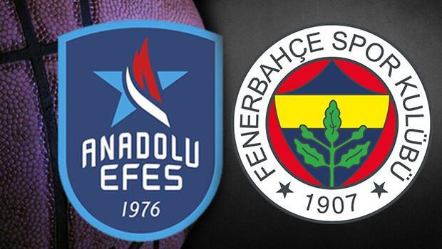 Anadolu Efes - Fenerbahçe Beko maçı ne zaman, saat kaçta, hangi kanalda?