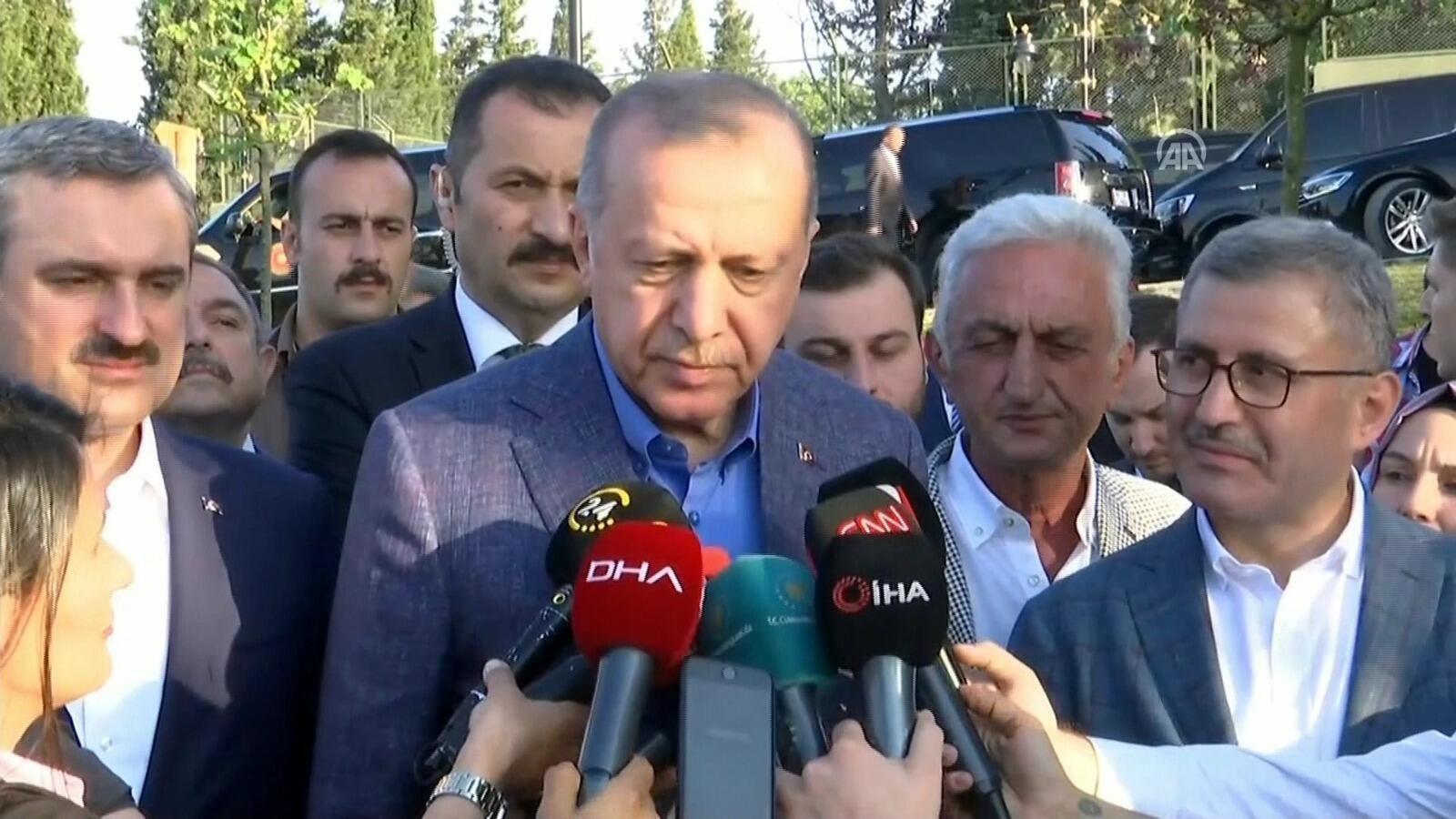 Son dakika... Mursi'nin vefatının ardından Erdoğan'dan ilk sözler