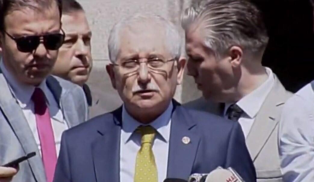 Son dakika... YSK Başkanı Sadi Güven'den açıklama