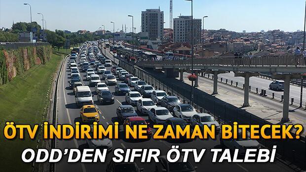 Araçlarda KDV ve ÖTV indirimi ne zaman sona eriyor? Sıfır ÖTV talebi