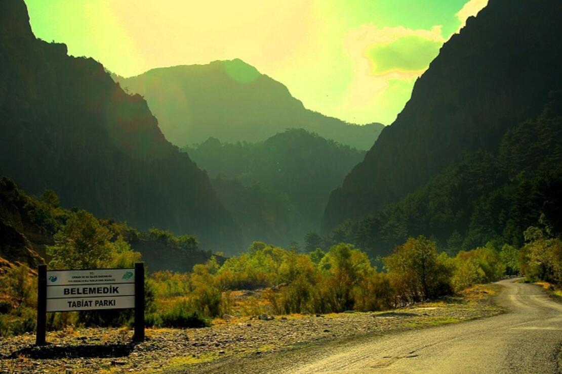 Çin Milli parkları: isimler ve fotoğraflar