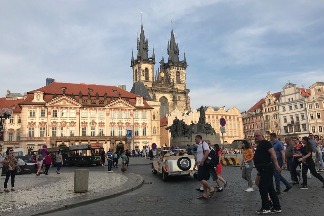 Pragda Yeni Yıl: Turistlerin yorumları