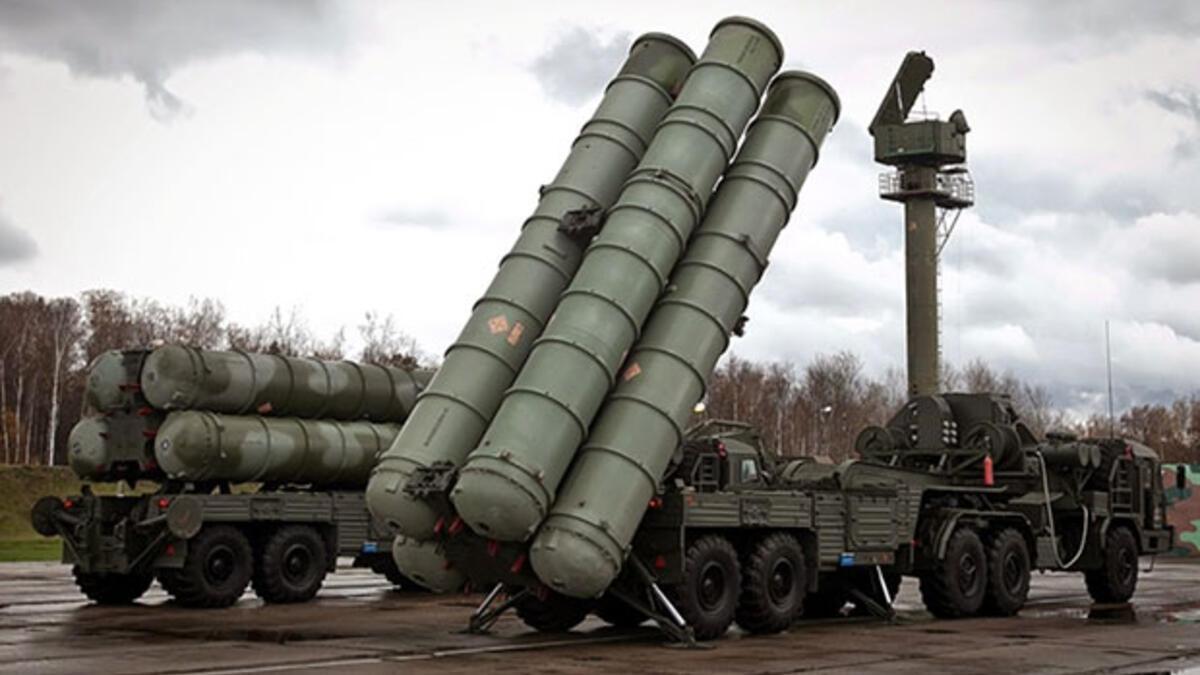 Rusya'dan flaş 'S-400' açıklaması