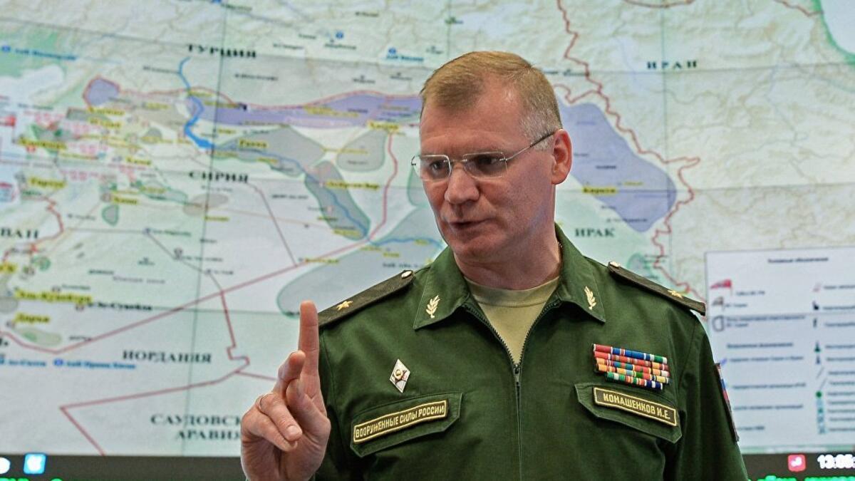 Rusya Savunma Bakanlığı'ndan dalga geçer gibi açıklama