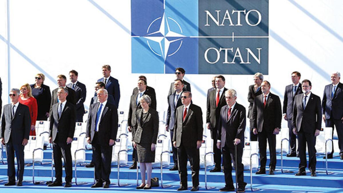 Trump NATO'dan istediğini aldı