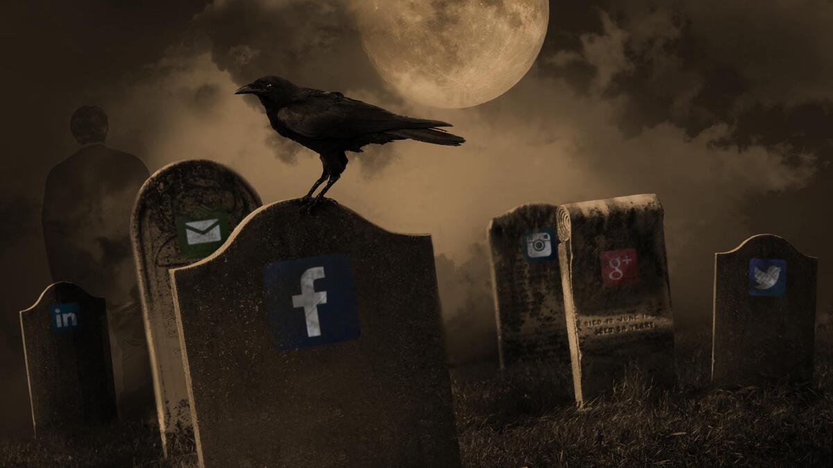 öldükten sonra sosyal medya hesaplarına ne olacak ile ilgili görsel sonucu